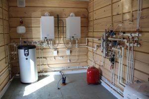 Система водоснабжения загородного дома