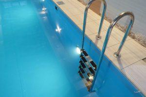 Скиммерный бассейн из полипропилена